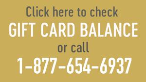 Montana Mike's Gift Card Balance