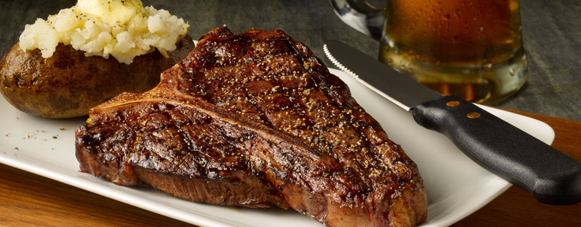 Montana Mike's T-Bone Steak