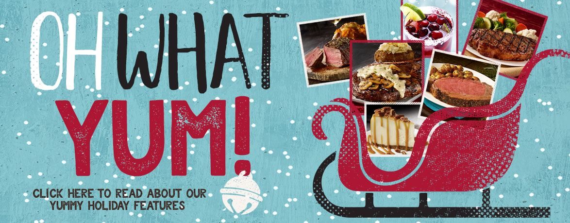 Oh What Yum! - Yummy Holiday Features